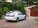 Фото авто Toyota Camry XV50, ракурс: 225 цвет: белый