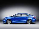 Фото авто Audi A3 8V [рестайлинг], ракурс: 90 - рендер цвет: синий
