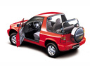 Фото авто Kia Sportage 1 поколение, ракурс: 135