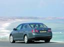 Фото авто Volkswagen Jetta 5 поколение, ракурс: 135 цвет: синий