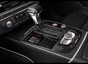 Фото авто Audi S6 C7, ракурс: ручка КПП
