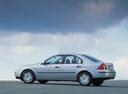 Фото авто Ford Mondeo 3 поколение, ракурс: 90 цвет: серебряный