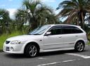 Фото авто Mazda Familia BJ, ракурс: 45
