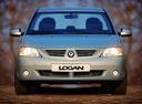Фото авто Renault Logan 1 поколение,  цвет: серебряный