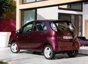 Фото авто Mitsubishi i-MiEV 1 поколение, ракурс: 135 цвет: красный