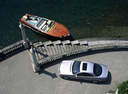 Фото авто Mercedes-Benz CL-Класс C215 [рестайлинг], ракурс: сверху