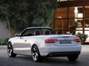 Фото авто Audi A5 8T, ракурс: 135 цвет: белый