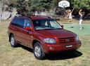 Фото авто Toyota Kluger XU20 [рестайлинг], ракурс: 315
