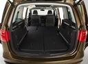Фото авто SEAT Alhambra 2 поколение, ракурс: багажник