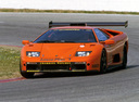Фото авто Lamborghini Diablo 2 поколение, ракурс: 45