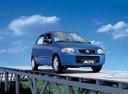 Фото авто Suzuki Alto 5 поколение, ракурс: 315