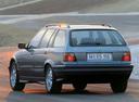 Фото авто BMW 3 серия E36, ракурс: 135 цвет: серый