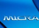 Фото авто Nissan Micra K14, ракурс: шильдик цвет: синий