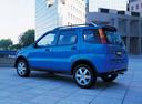 Фото авто Suzuki Ignis 2 поколение, ракурс: 90 цвет: голубой