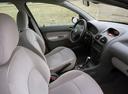 Фото авто Peugeot 206 1 поколение [рестайлинг], ракурс: торпедо