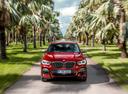Фото авто BMW X4 G02,  цвет: красный