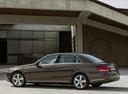 Фото авто Mercedes-Benz E-Класс W212/S212/C207/A207 [рестайлинг], ракурс: 90 цвет: коричневый