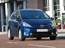 Фото авто Toyota Prius Plus 1 поколение, ракурс: 315