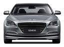 Фото авто Hyundai Genesis 2 поколение,  цвет: серебряный