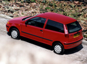Фото авто Fiat Punto 1 поколение, ракурс: 135