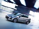 Фото авто Mazda 3 BL, ракурс: 90 цвет: серебряный