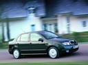 Фото авто Skoda Fabia 6Y, ракурс: 315 цвет: зеленый