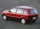 Фото авто Ford Fusion 1 поколение, ракурс: 135 цвет: красный