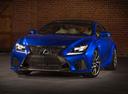 Фото авто Lexus RC 1 поколение, ракурс: 45 цвет: синий