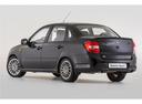 Фото авто ВАЗ (Lada) Granta 1 поколение, ракурс: 135 цвет: черный