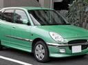 Фото авто Toyota Duet 1 поколение, ракурс: 315