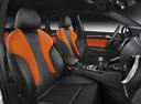 Фото авто Audi A3 8V, ракурс: сиденье