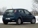Фото авто Fiat Punto 3 поколение [2-й рестайлинг], ракурс: 225 цвет: синий