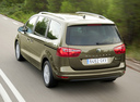 Фото авто SEAT Alhambra 2 поколение, ракурс: 135 цвет: бронзовый