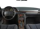 Фото авто Mercedes-Benz S-Класс W126 / C126 [рестайлинг], ракурс: торпедо
