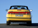 Фото авто Saab 900 2 поколение, ракурс: 180