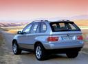 Фото авто BMW X5 E53, ракурс: 135 цвет: серебряный
