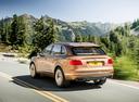Фото авто Bentley Bentayga 1 поколение, ракурс: 135 цвет: бронзовый