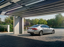 Фото авто Jaguar XF X260, ракурс: 225 цвет: серебряный