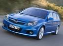 Фото авто Opel Vectra C [рестайлинг], ракурс: 45