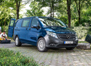 Фото авто Mercedes-Benz Vito W447, ракурс: 315 цвет: синий