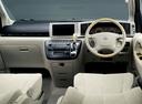 Фото авто Nissan Elgrand E51, ракурс: торпедо