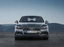 Фото авто Audi A5 2 поколение,  цвет: серый