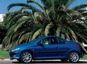 Фото авто Peugeot 206 1 поколение, ракурс: 90