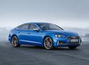 Фото авто Audi S5 2 поколение, ракурс: 315 цвет: синий