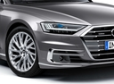Фото авто Audi A8 D5, ракурс: передняя часть