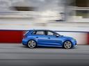 Фото авто Audi RS 3 8VA [рестайлинг], ракурс: 270 цвет: синий