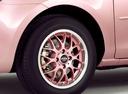 Фото авто Mazda Demio DY, ракурс: колесо