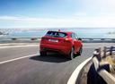 Фото авто Jaguar E-Pace 1 поколение, ракурс: 180 цвет: красный