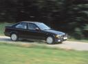 Фото авто BMW 3 серия E36, ракурс: 315 цвет: черный