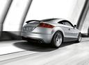 Фото авто Audi TT 8J [рестайлинг], ракурс: 225 цвет: серебряный